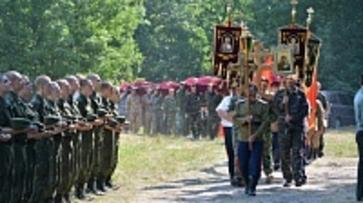 В селе Сторожевом Острогожского района завершилась Вахта памяти