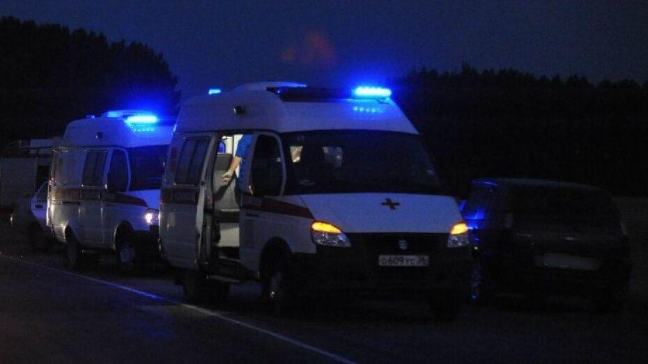В Воронежской области в ДТП с «ВАЗом» и трактором погибли трое