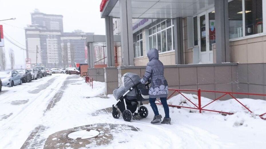 В Воронеже ударят крещенские морозы до -27 градусов