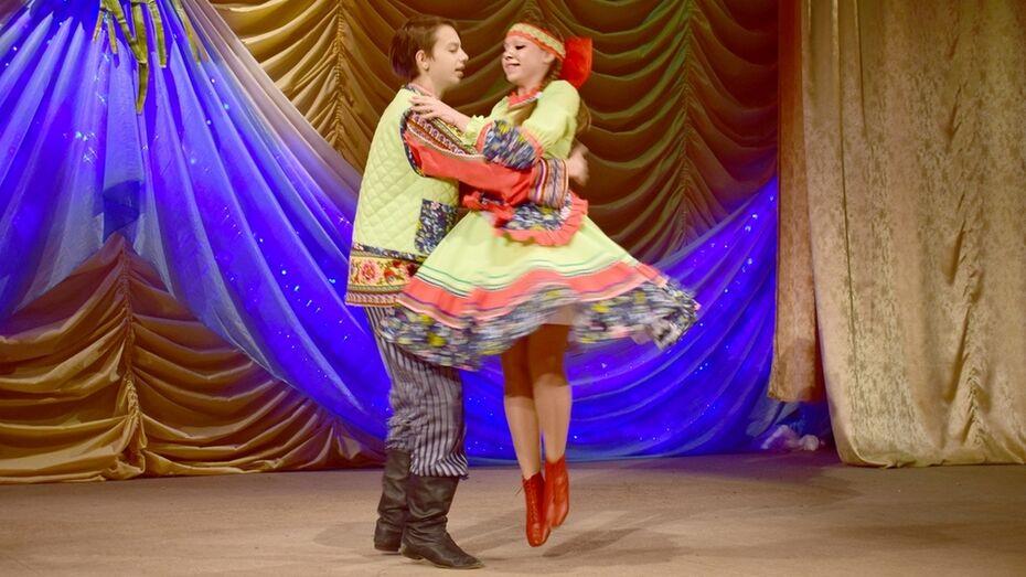 Грибановские танцоры стали лауреатами международного фестиваля