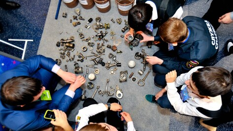 Второй форум одаренных детей стартует под Воронежем 16 декабря