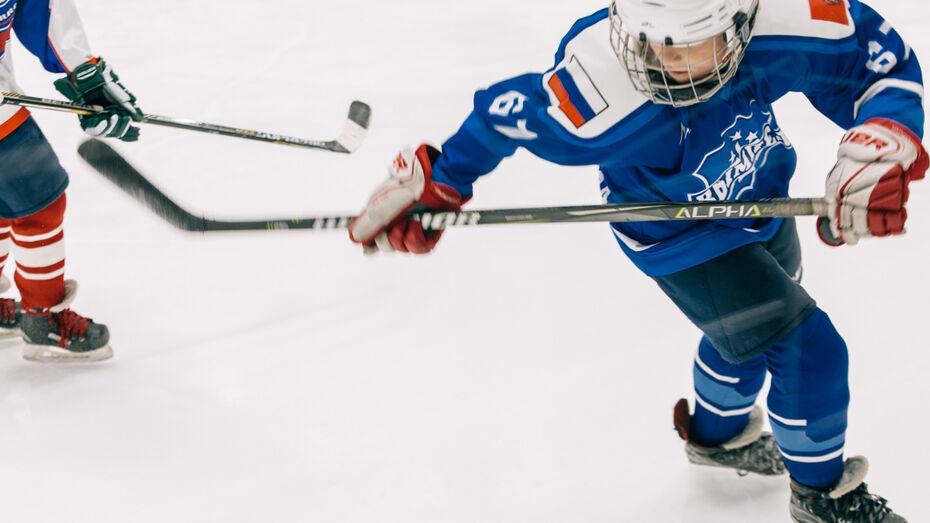 В Нововоронеже стартовали детские хоккейные сборы городов-атомщиков