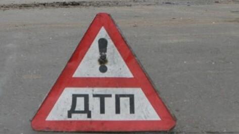 В Воронежской области водитель «Газели» погиб после столкновения с легковушкой
