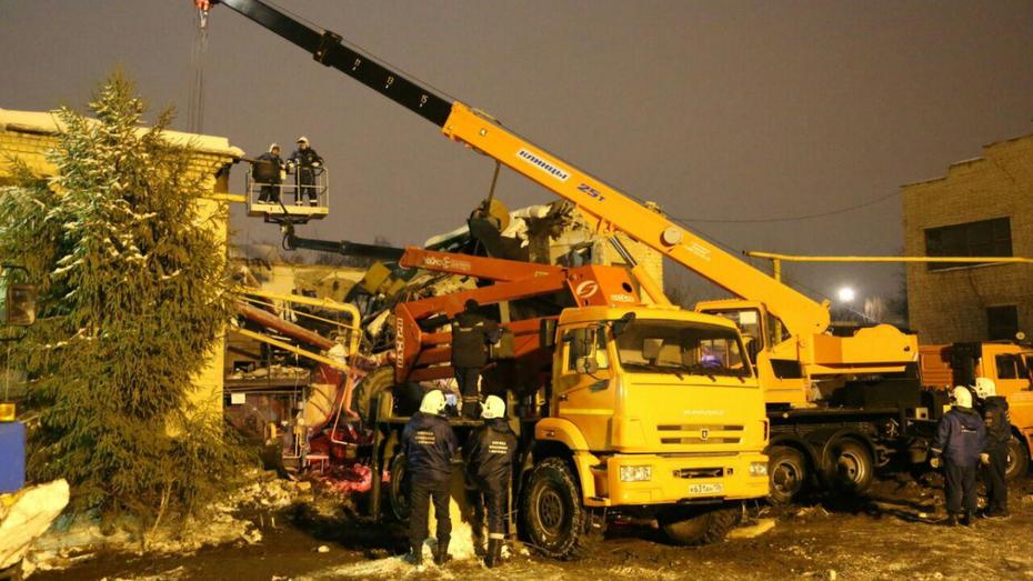 Оставшимся без тепла после обрушения трубы на котельную в Воронеже домам вернули отопление