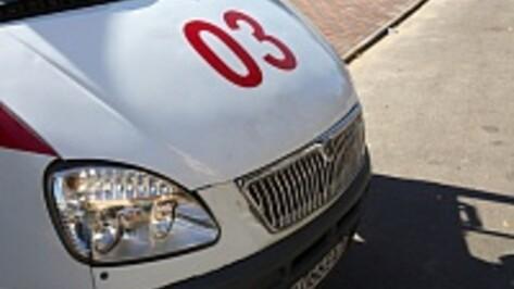 В Воронеже на улице Героев Сибиряков водитель «Нивы» сбил 13-летнего мальчика