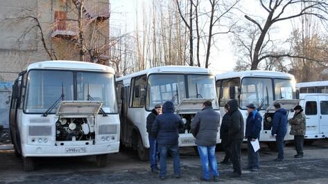 Семилукские АТП получили 9 новых автобусов