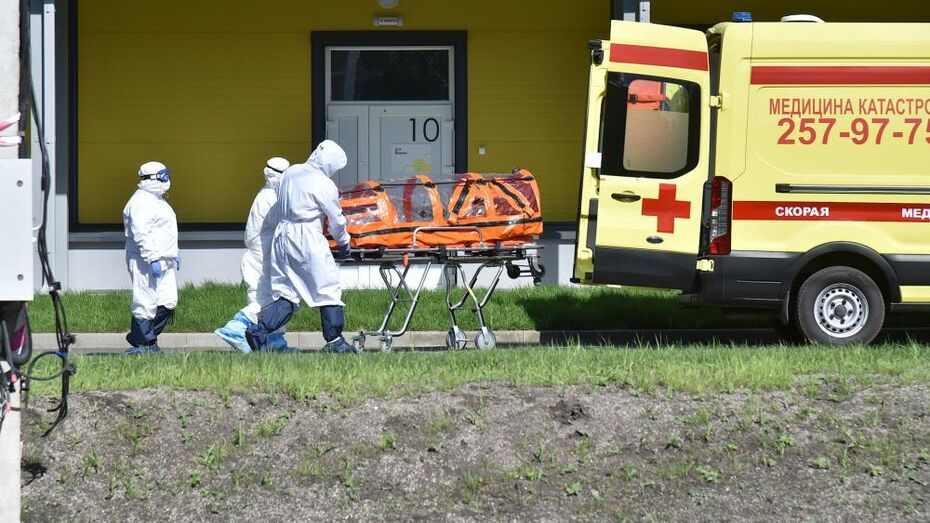 Число умерших от коронавируса в Воронежской области превысило 400 человек