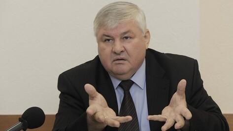 Воронежский губернатор уволил руководителя областного департамента здравоохранения