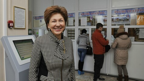 Сенатор от Воронежской области сохранила место в ТОП-10 медиарейтинга СовФеда
