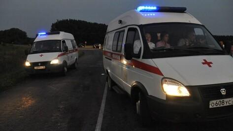 В Воронежской области автоледи на Volkswagen сбила пешехода