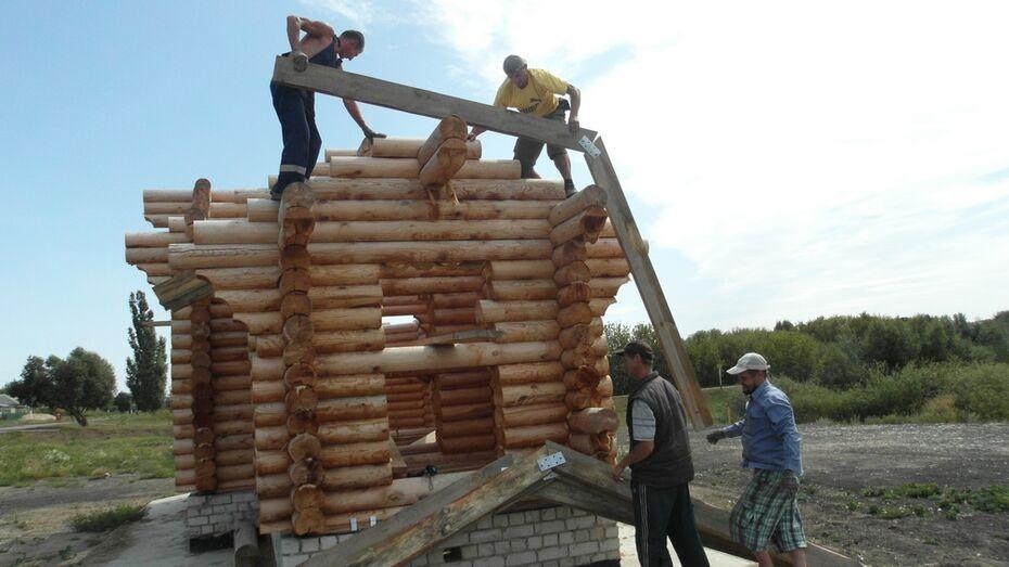 В бобровском селе построят церковь имени земляка Даниила Алферова