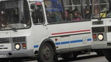 На Пасху и в Вербное воскресенье в Воронеже будут работать специальные автобусные маршруты