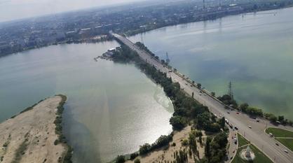 Выделенные полосы на 2 воронежских мостах начнут действовать с 26 июня