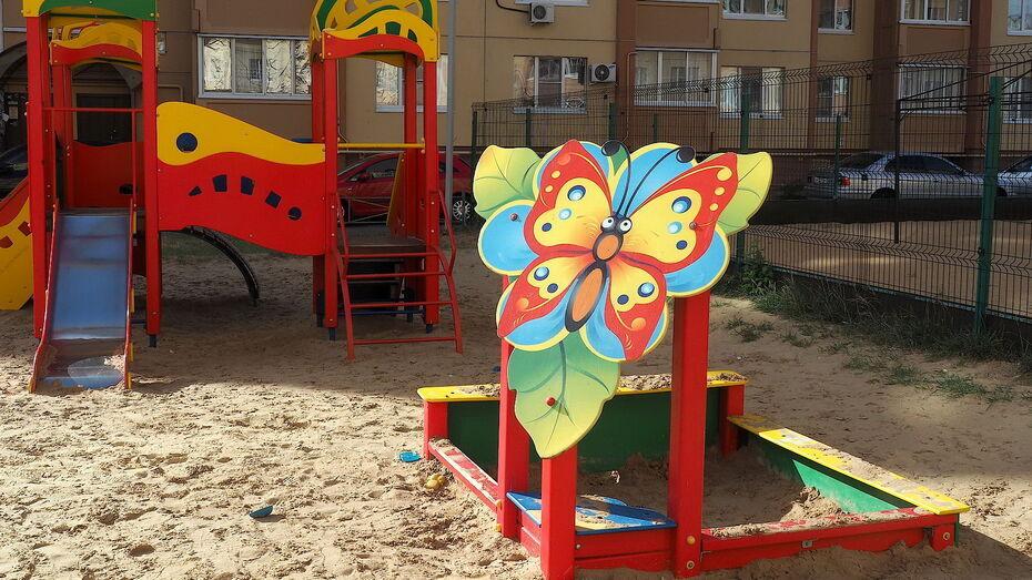 Пьяная автомобилистка сбила ребенка на детской площадке в Воронеже