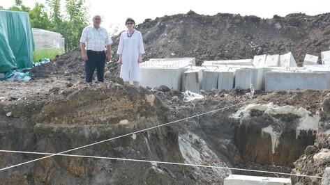 В кантемировском селе начали строить новую амбулаторию