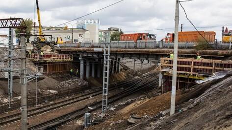 Почти в 100 млн рублей оценили дополнительные работы на путепроводе в Воронеже