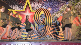 Поворинцы подготовили районный онлайн-концерт «Победный май»