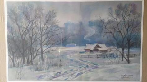 Лискинцев пригласили на выставку бутурлиновского художника Сергея Логвинова 12 ноября