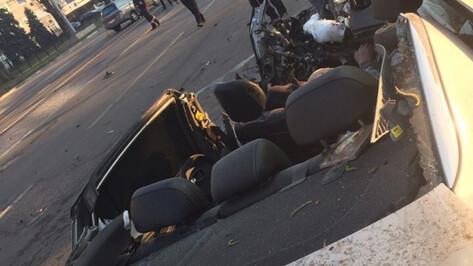 В ДТП с 4 жертвами на левом берегу Воронежа обвинили погибших водителей