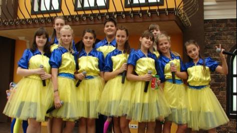 Детская студия «Фантазеры» пригласила воронежцев на концерт