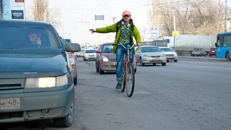 Люди Воронежа: велопочтальон XXI века