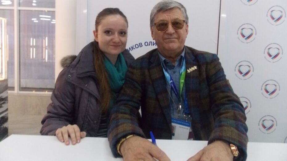 Волонтер из Кантемировского района поделилась впечатлениями от Олимпийского Сочи