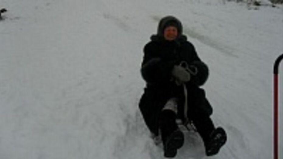 В новохоперском селе пенсионерки встали на лыжи, чтобы поддержать российских олимпийцев