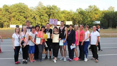 В областной спартакиаде сотрудников МФЦ россошанско-лискинская команда заняла первое место