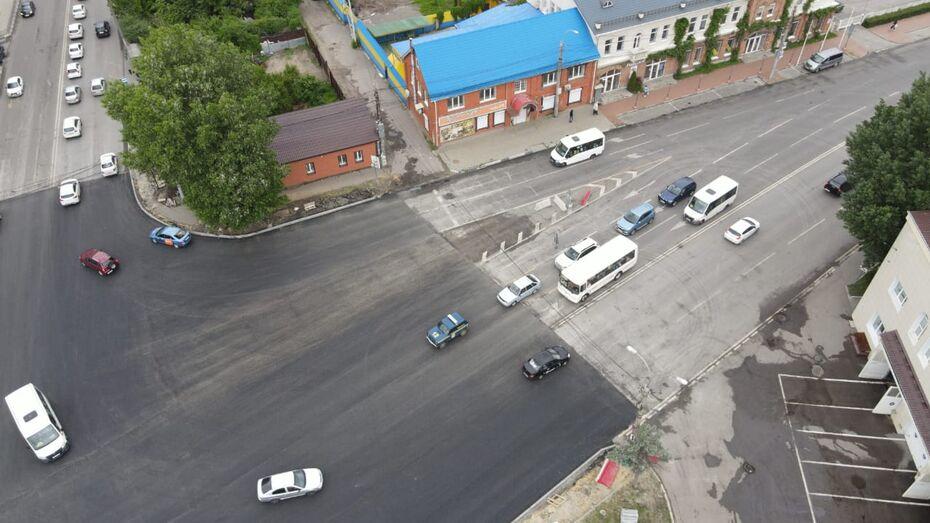 Мэрия Воронежа объяснила ограничения проезда по реконструированному виадуку у «Работницы»