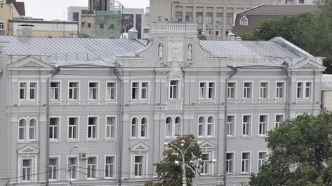 Мэром Воронежа хочет стать геолог
