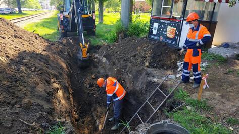Воронежский водоканал проложит новую канализацию в Коминтерновском районе