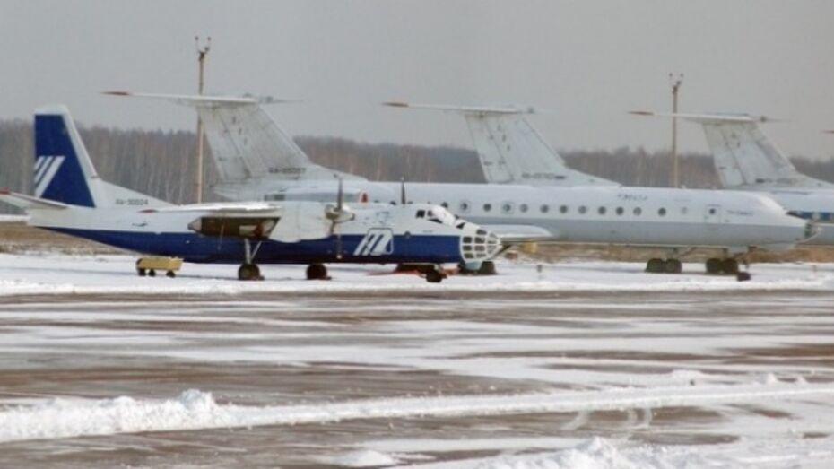 Из-за тумана воронежский аэропорт вновь не работает