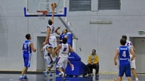 Воронежские баскетболисты разгромили омский БК «1716»