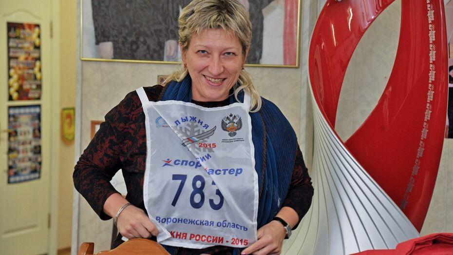 На «Лыжню России» в первый день регистрации записались более тысячи воронежцев