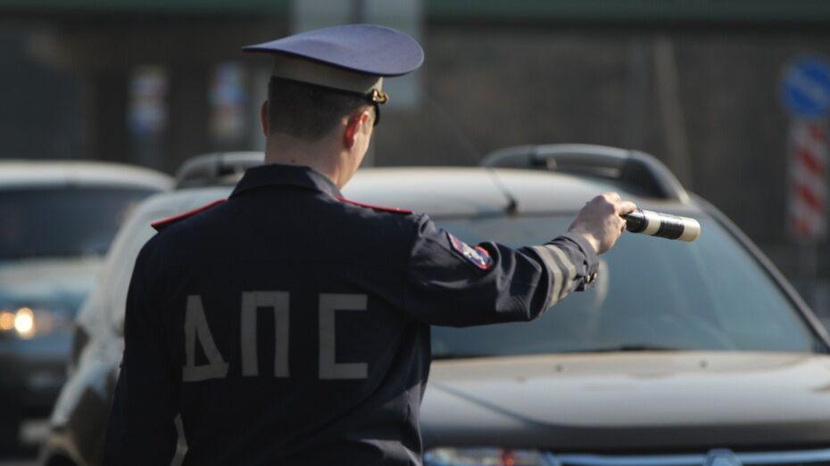 В Воронеже экс-сотрудник ДПС получил условный срок и штраф за взятку