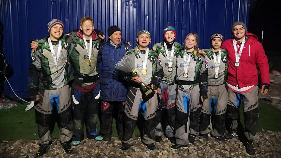 Верхнехавские пейнтболисты завоевали «золото» всероссийских соревнований