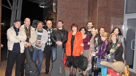 В субботу в Воронеже барды России и Украины дадут бесплатный концерт