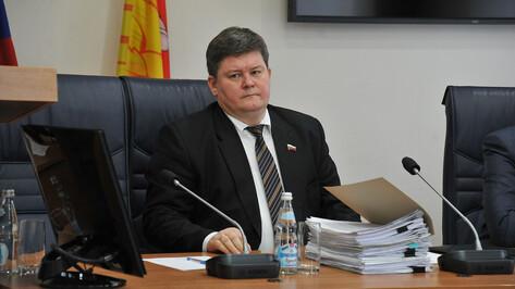 Домашний арест для вице-спикера Воронежской гордумы продлили