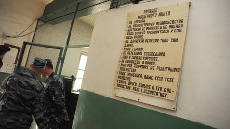 В Воронежской области по УДО освободили 204 заключенных за год
