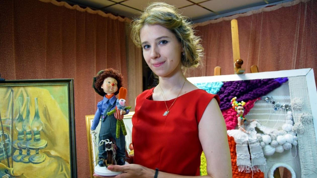 Живые куклы. Воронежская рукодельница подарила сердце каждой своей игрушке