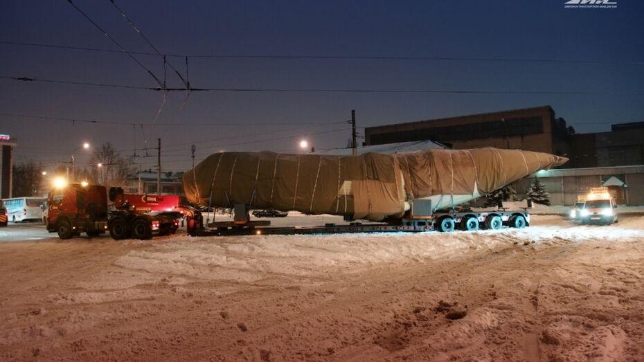 Последние детали воронежского самолета Ил-112В отправили в Жуковский для испытаний
