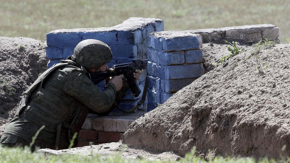 Под Воронежем на военном полигоне обнаружили тело срочника с огнестрельным ранением