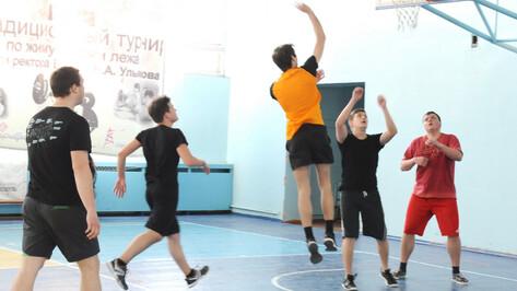 Физкультурно-спортивную работу в Воронежском опорном университете признали лучшей в области