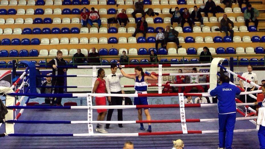 Воронежскую спортсменку на международном кубке по боксу назвали «русским гризли»