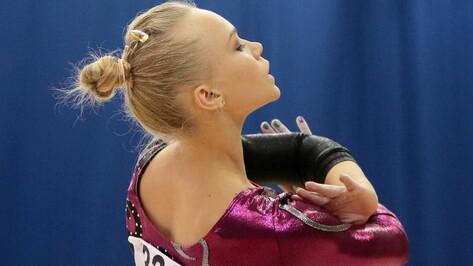 Воронежская гимнастка Ангелина Мельникова выиграла Кубок России