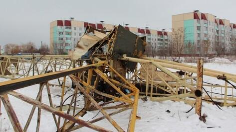 За смерть крановщицы на стройке под Воронежем ответит прораб