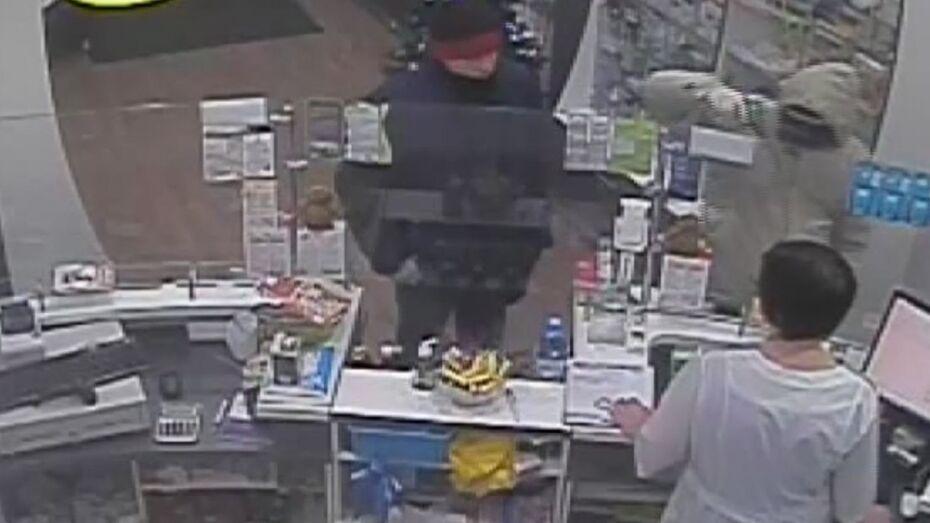 В Воронеже попалась банда грабителей аптек