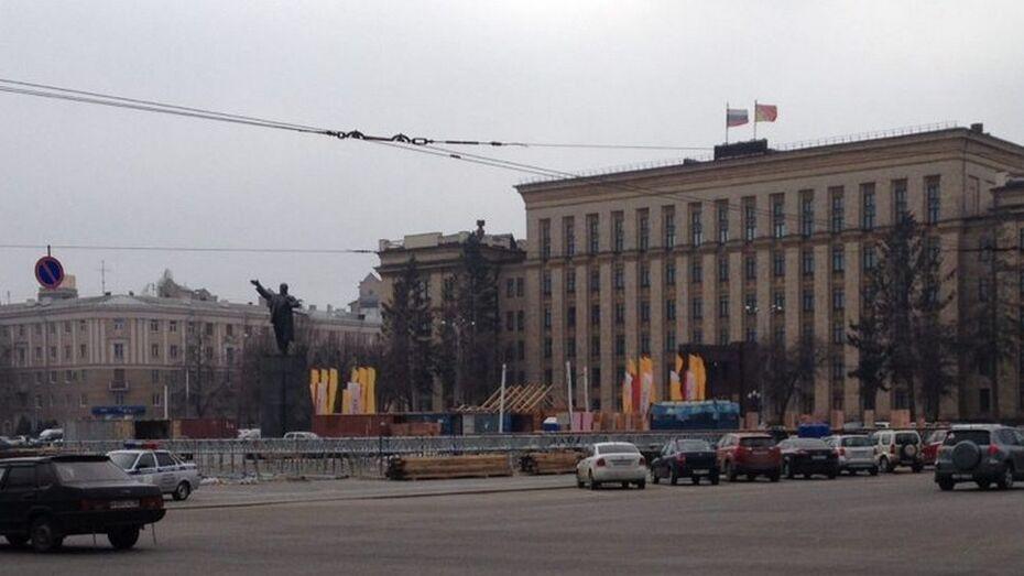 Демонтаж главного катка Воронежа завершится 31 марта