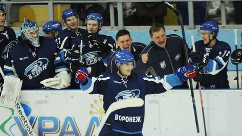 Николай Прохоркин дебютировал за воронежский «Буран»