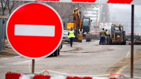 Воронежский губернатор назвал некачественным проект реконструкции развязки на 9 Января